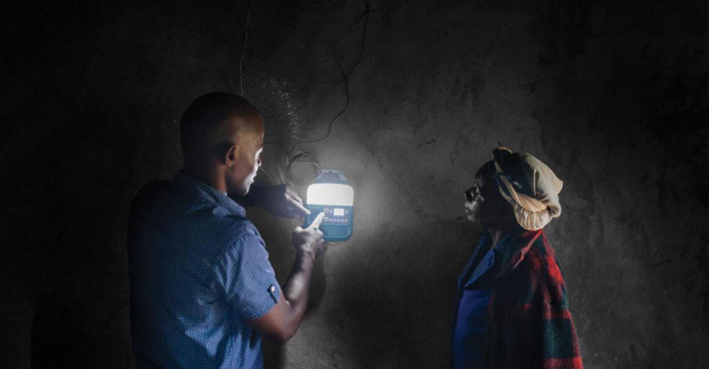 Angaza | BioLite + Angaza Bring Solar Lighting to Off-grid Families