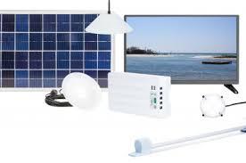 Fosera solar powered tv 240