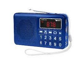 solar powered fosera radio 100