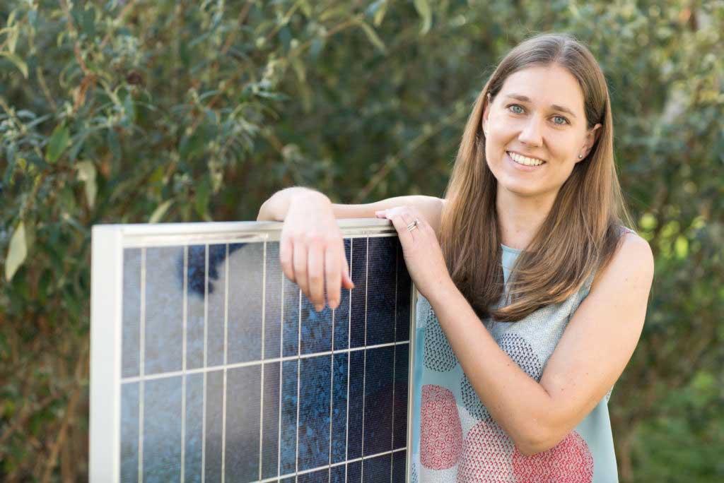 Lesley Marincola is a 2018 Skoll Award recipient