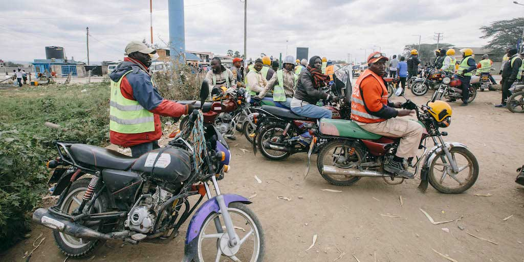 How to sell non-metered products, like boda boda motorbikes, securely with remetering