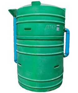 ATEC Biodigester - the first-ever pay-as-you-go enabled biodigester