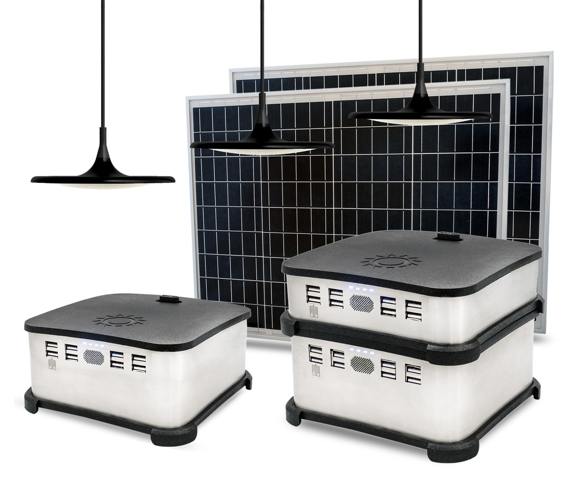 Solarworx Solego 80/160