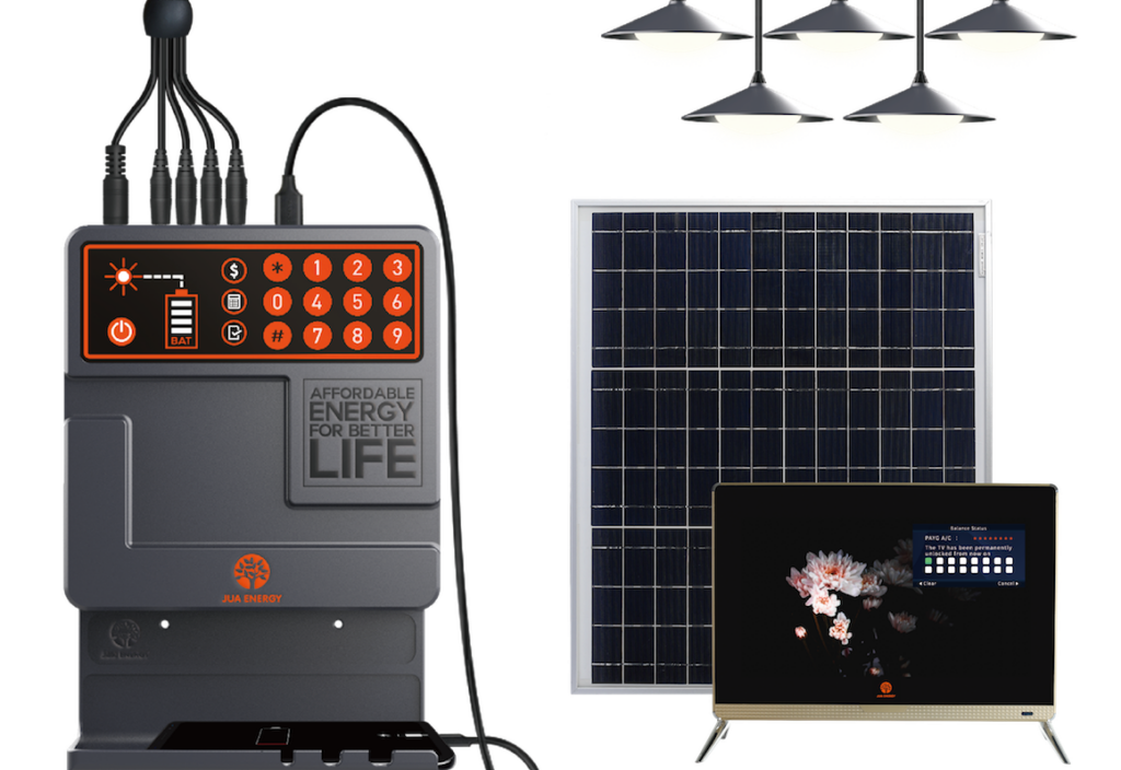 Jua-Energy-H3G-and-H4G solar home systems