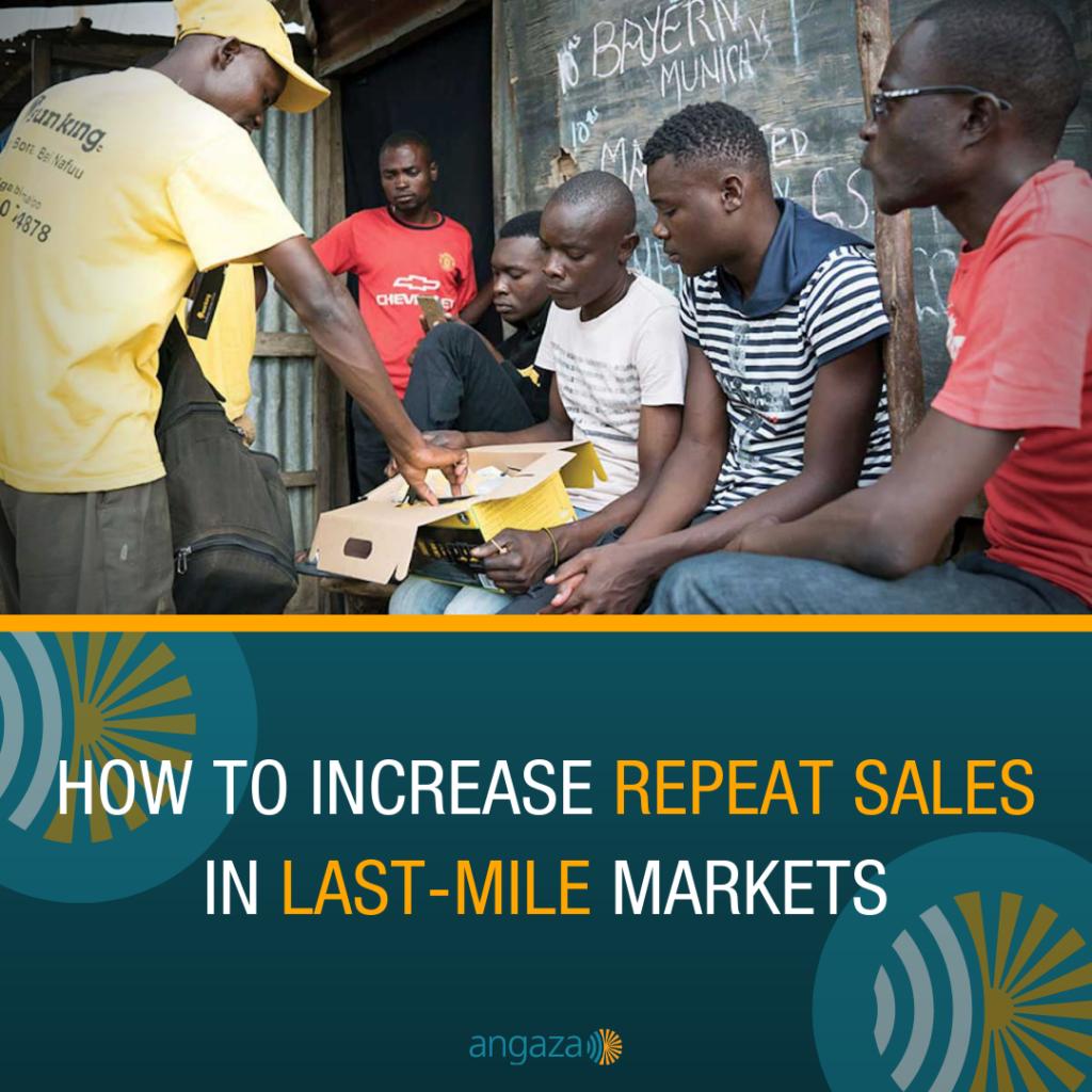 last-mile markets