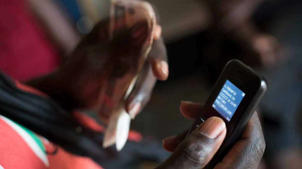 mobile money accounts can aid in increasing repeat sales