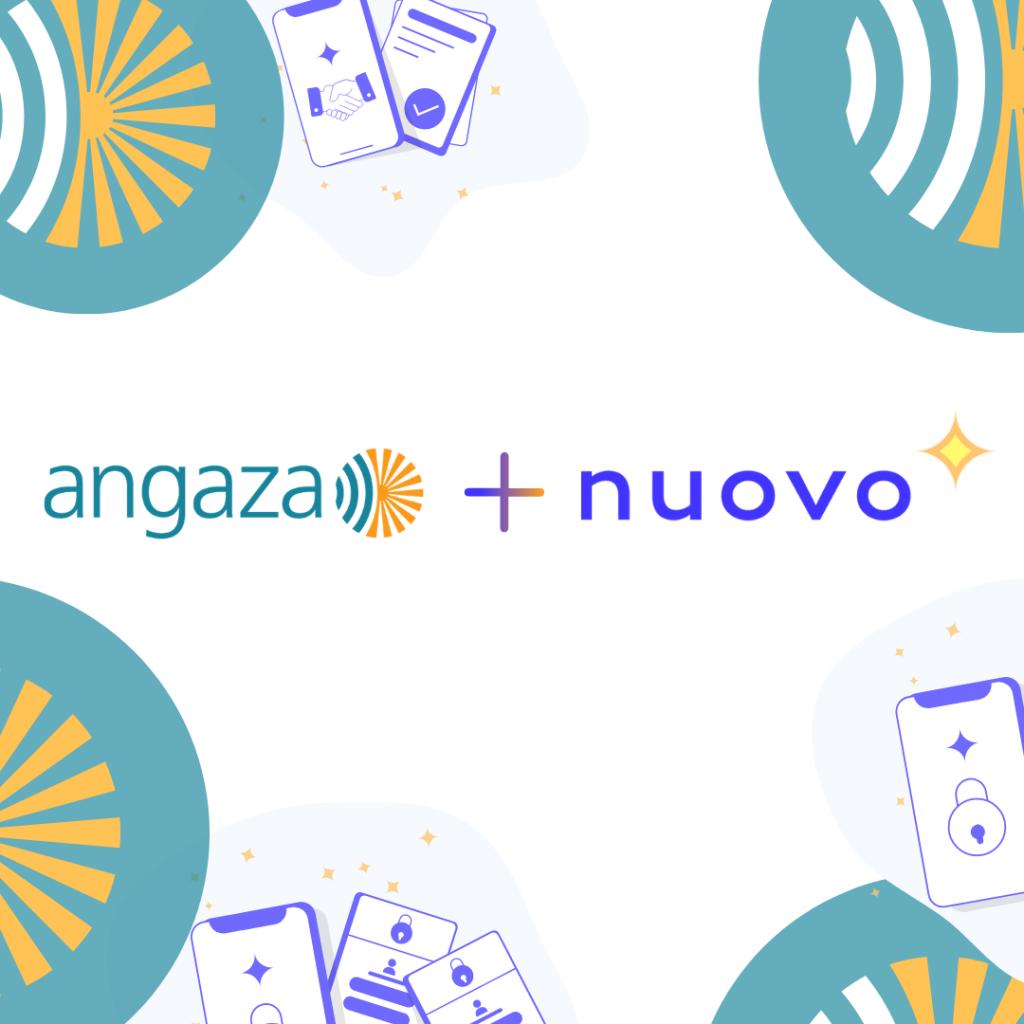 NuovoPay and Angaza Feature