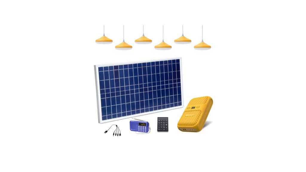 Bluetti E-Series Solar Home Systems