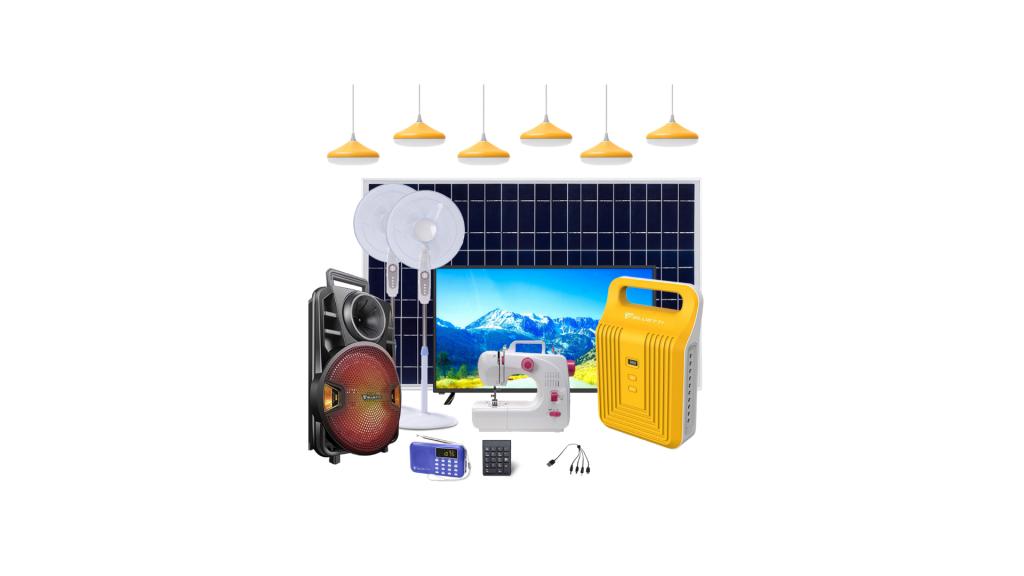Bluetti P-Series Solar Home Systems